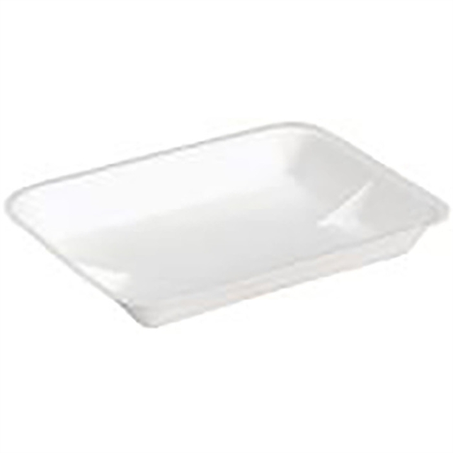4D HEAVY WHITE TRAY