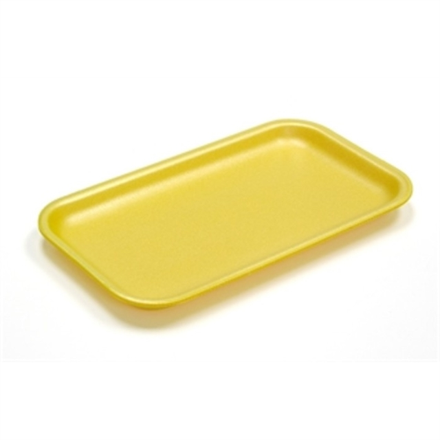 #16S HEAVY YELLOW MEAT TRAY