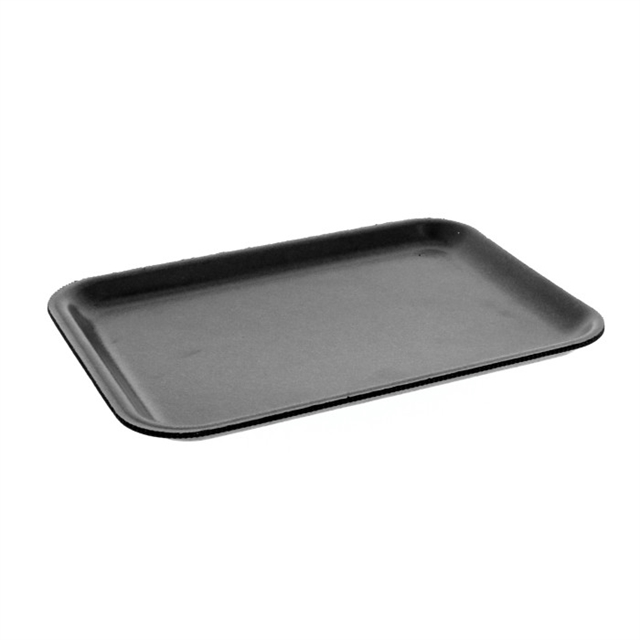 #20S BLACK MEAT TRAY