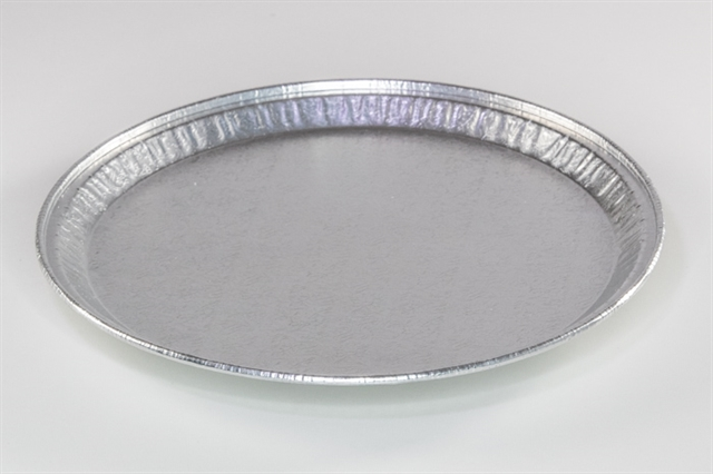"12"" FLAT LIGHT SERVING TRAY"