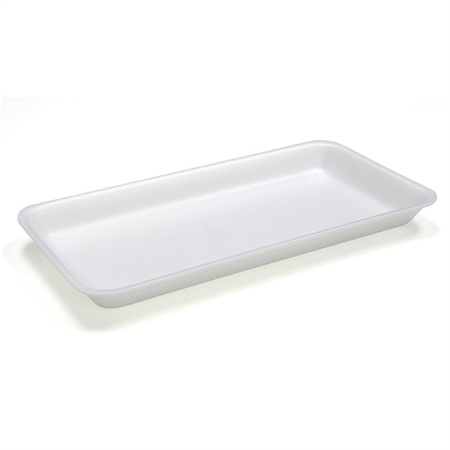 20S WHITE FOAM SUPERMARKET TRAY