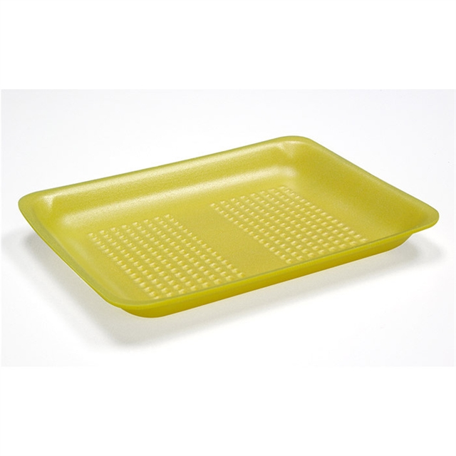 8S YELLOW SUPERMARKET TRAY