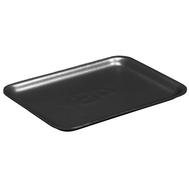 9L BLACK SUPERMARKET TRAY