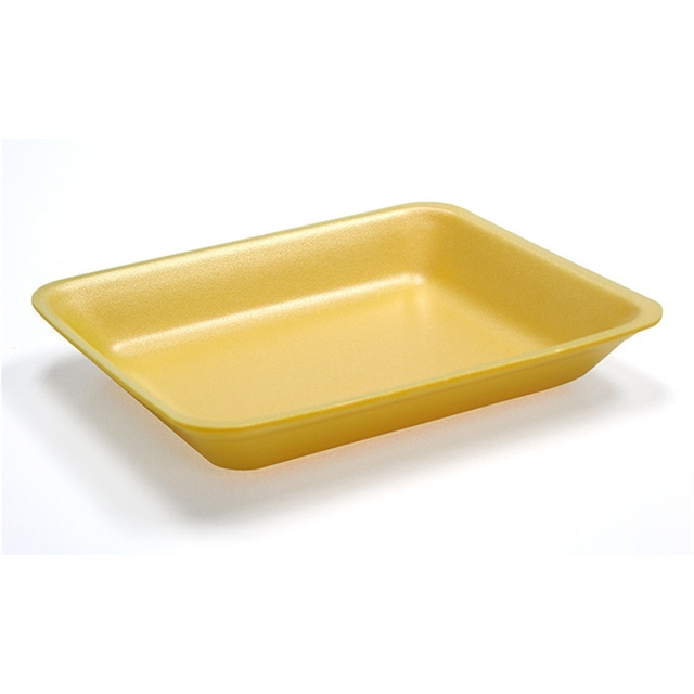 8P DEEP YELLOW PROCESSOR TRAY