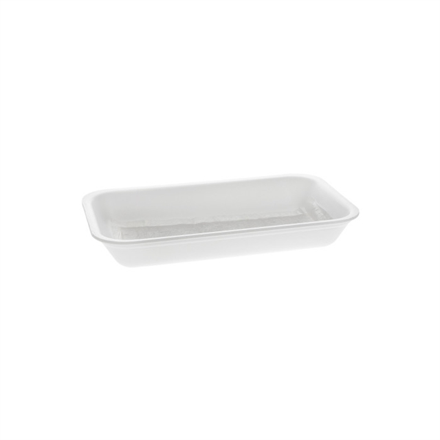 10D WHITE POUCH PADDED PROCESSOR TRAY