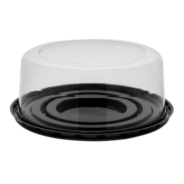 3in Tall Smth Wall Dome & Base 6in Cake