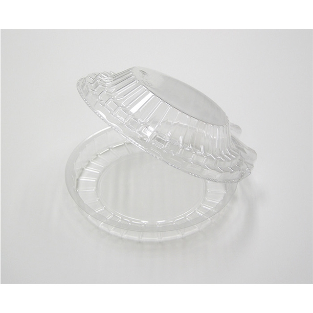 "OPS SHOWPIE 6"" SHALLOW-CLEAR"