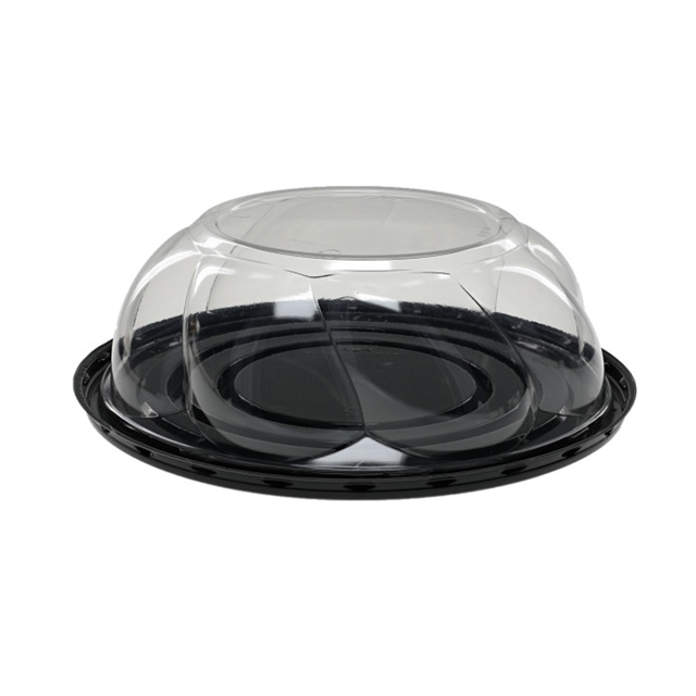 3 in Tall Swirl Dome & Base for 8 in Pie