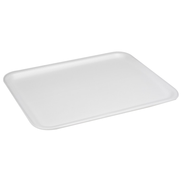 12X16 WHITE TRAY-BOXED