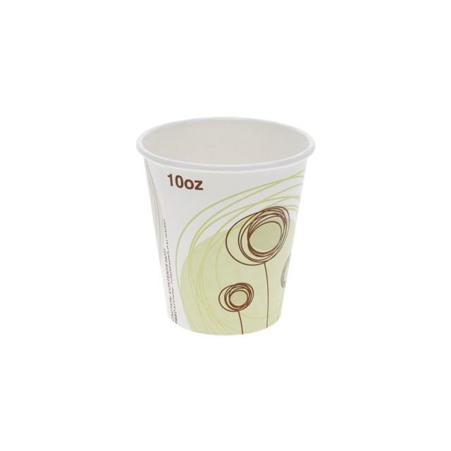 USF-CUP, HOT 10OZ MEADOWS 1000CT