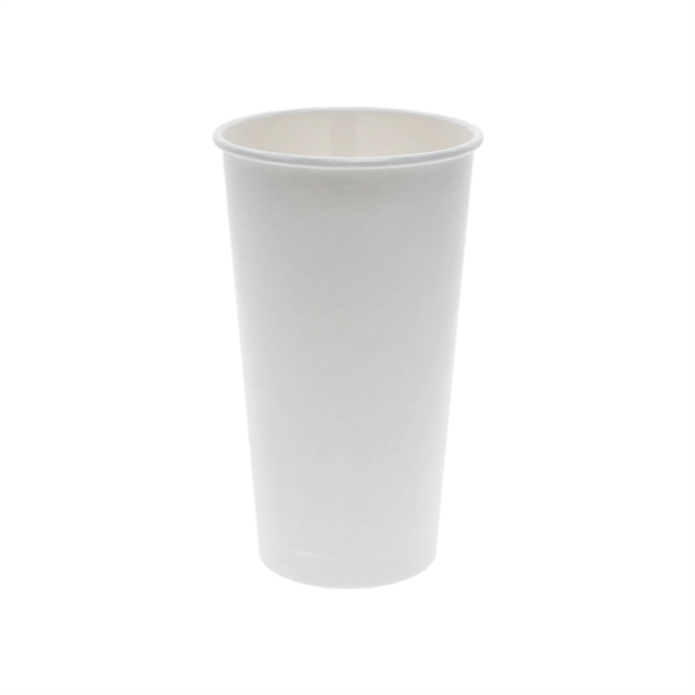 USF-CUP, HOT 20OZ WHITE 500CT