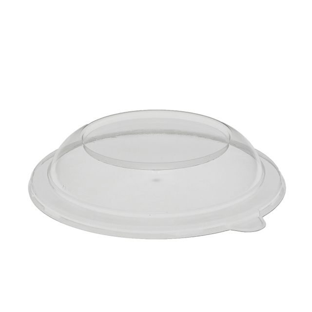 12 OZ CLEAR SALAD DOME LID 4/125 BG SYS