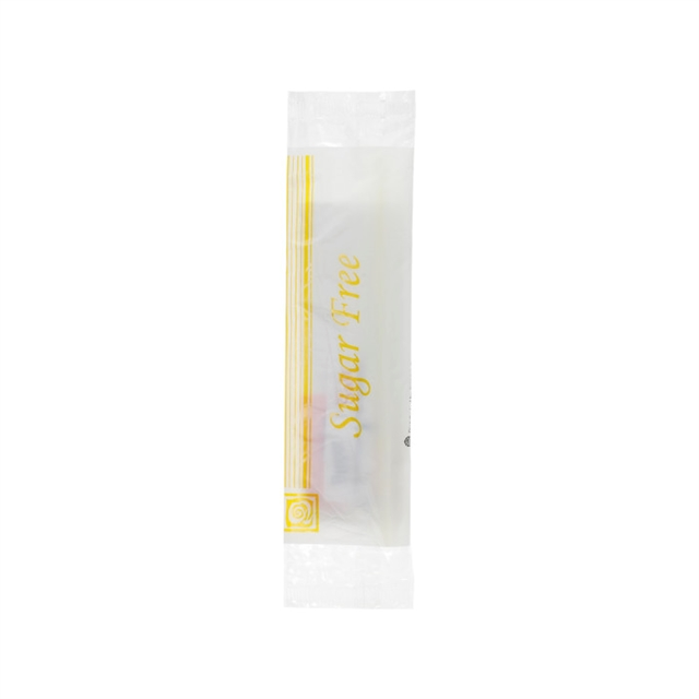 POUCH KITS YELLOW SUGAR FREE - SUGAR SUB