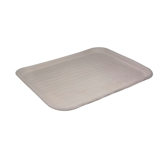 "14"" x 18"" Natural Cafeteria Tray"