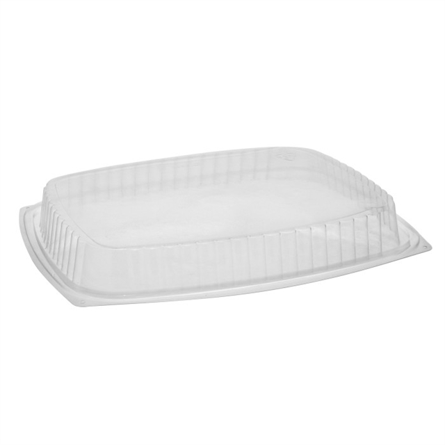 OPS DELI SNAP ON DOME 48/64 OZ-CLEAR