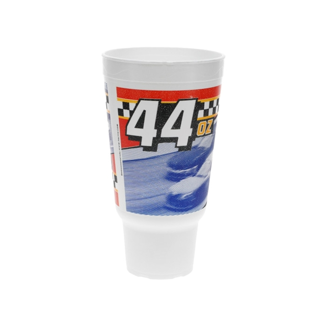 44OZ EPS FOAM MTR PRT CUP RACING 20-17