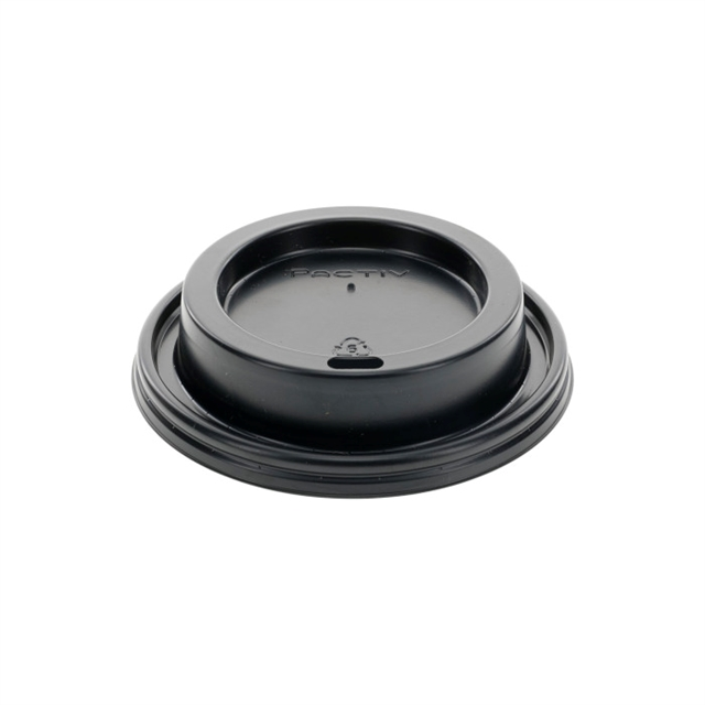 EBONY DOME HOT LID for FB EPS CUP 10-100