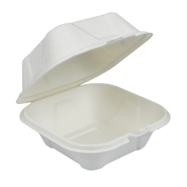 "EARTHCHOICE BAGASSE BLEND 6"" SANDWICH H/"