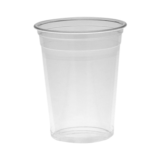 10 OZ CLEAR PET CUPS 20-45 BG