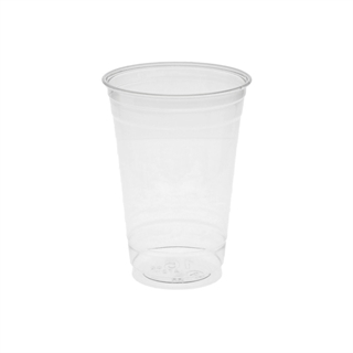 16 OZ TALL CLEAR PET CUP 10-50 BG
