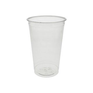 20 OZ CLEAR PET CUP 10-50 BG