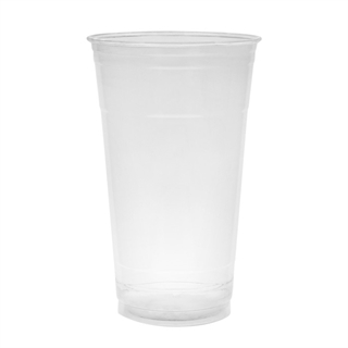 32 OZ CLEAR PET CUP 6-40 BG