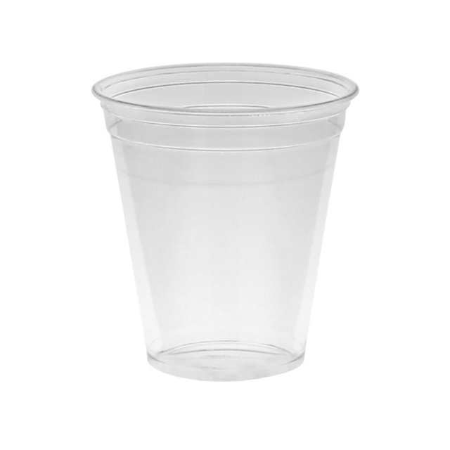 7 OZ CLEAR PET CUP 20-50 BG