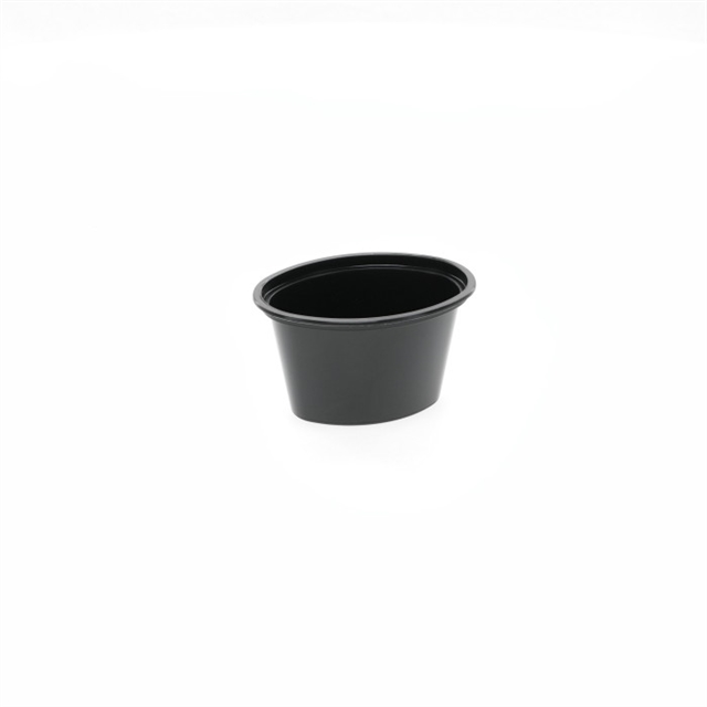 Ellipso 1oz Black Cup Bulk 1000